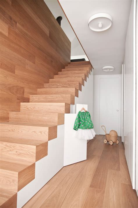 Stairs Without Banister by Cool Staircase Designs Guaranteed To Tickle Your Brain