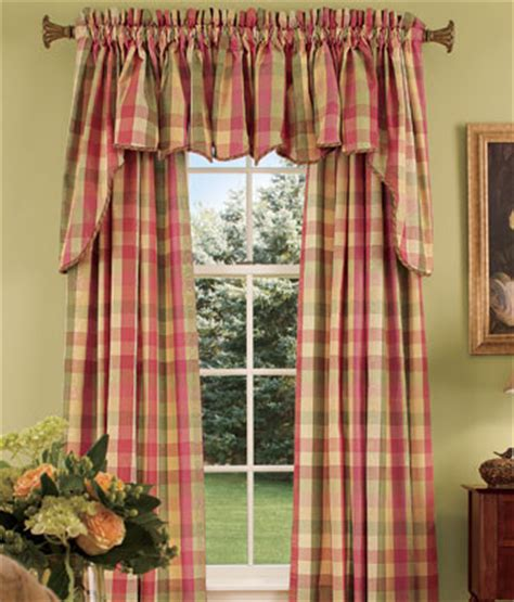 traditional curtains