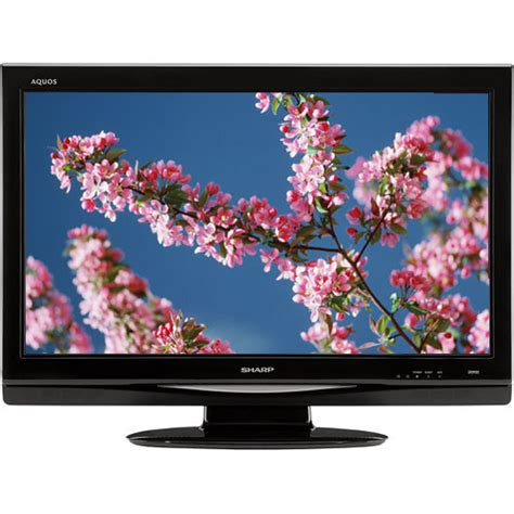 Aquos Tv Lc32le340 sharp lc 32d44u 32 quot aquos 720p lcd tv lc 32d44u b h photo