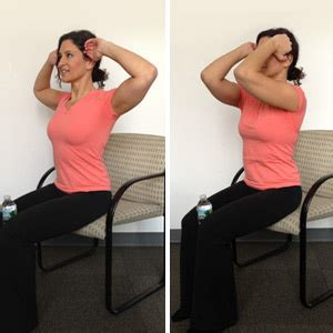 Armchair Exercises Exercises You Can Do Sitting Down Fitness For Men And Women