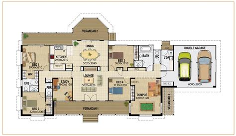Home Floor Plans Design by House Plans Queensland Building Design Amp Drafting