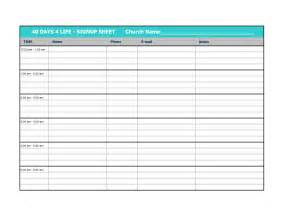 Excel Sign In Sheet Template by Best Photos Of Sign In Sheet Templates Excel Volunteer