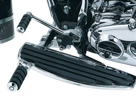 Harley Davidson Shift Lever by Kuryakyn 1046 Chrome Motorcycle Heel Shift Lever