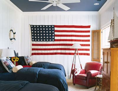 us flag bedroom wall decal design and decor ideas