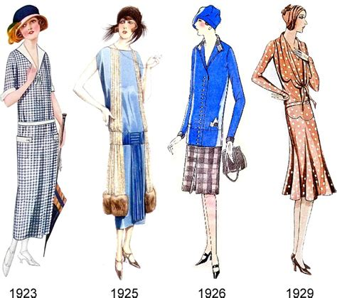 ages 20 fashion women 20th century fashion eras unique cabinet