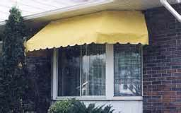bay window awning