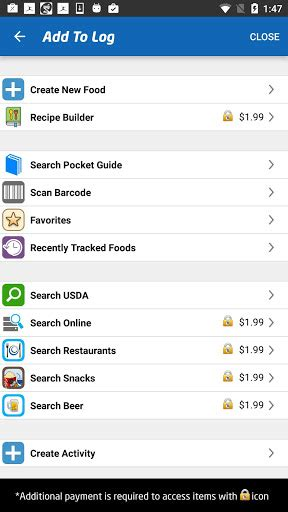 weight watchers app for android itrackbites smart weight loss apps for android
