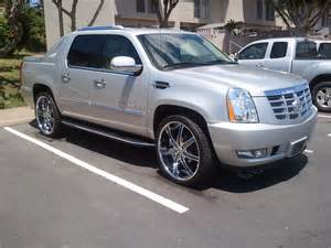 2010 Cadillac Escalade Ext 2010 Cadillac Escalade Ext Photos Informations Articles