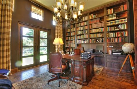 den office library todsen design this sublipalawan style incredible home office den