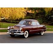 1951 Ford Custom 239 CID V8 For Sale Photos Technical