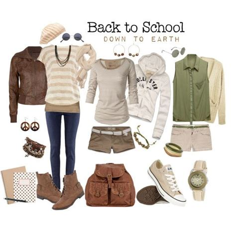 Back To School Fashion Flout by Back To School For Middle School Polyvore Middle