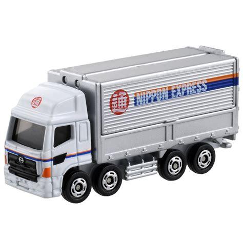 takara tomy tomica 77 hino profia nippon express truck