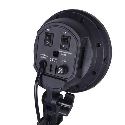 illuminazione studio fotografico corredo di illuminazione per lo studio fotografico 3pcs