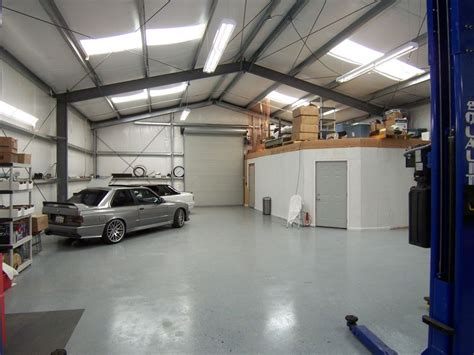 building a garage workshop plan shop garage steel building interior google search