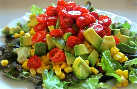 simple summer salad