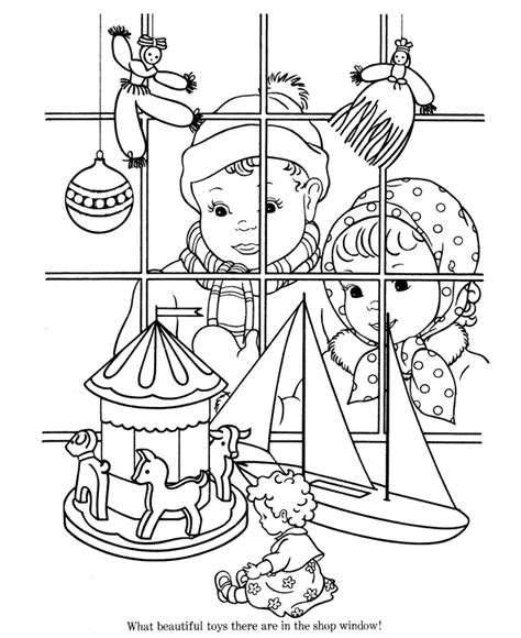 christmas themed coloring pages bluebonkers christmas theme coloring pages 6