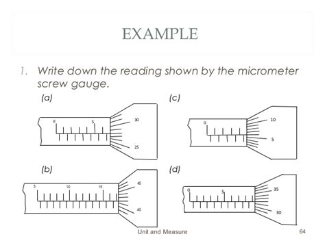 Reading A Micrometer Worksheet by Pictures Micrometer Reading Worksheet Getadating