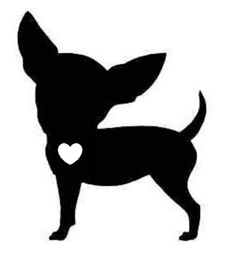 How To Apply A Wall Sticker love your chihuahua vinyl decal sticker for by
