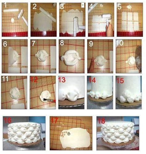 quilting fondant tutorial 17 best images about billowed cakes on pinterest
