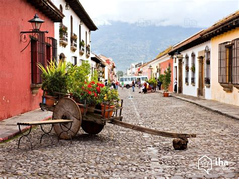 5 Bedroom Homes by Antigua Guatemala Street In Antigua Guatemala