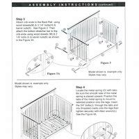 Crib Directions by Graco Crib Assembly Baby Crib Design