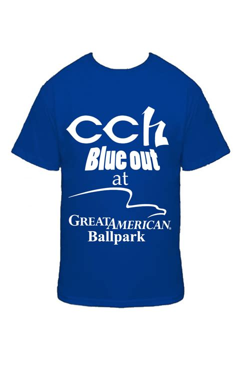 Blue Note Calendar Join Us For The Cch Blue Out At The Reds Just 3 School