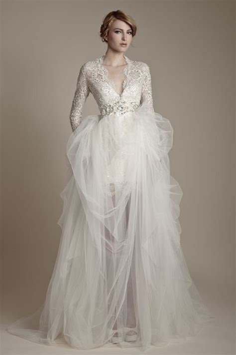 Pretty Wedding Dresses With Sleeves by Discover And Save Creative Ideas