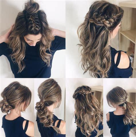Frisuren Mittellanges Haar by Schicke Frisuren F 252 R Mittellanges Haar Selber Machen