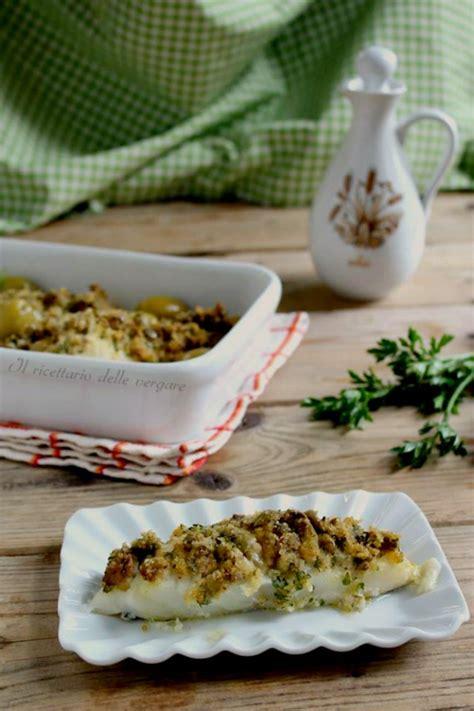 baccal 224 al forno in bianco il ricettario delle vergare