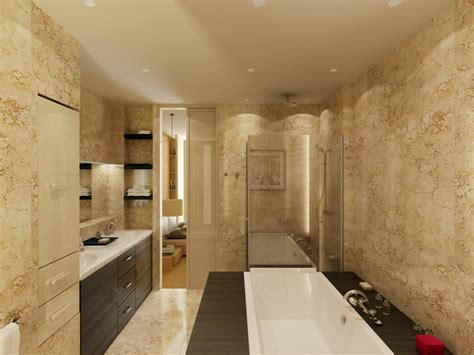 Brown Marble Bathroom Ideas 127 Luxury Custom Bathroom Designs