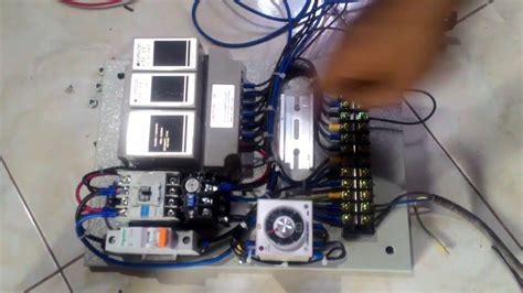 Pompa Air Celup Water Submersible membuat panel otomatis pompa air submersible