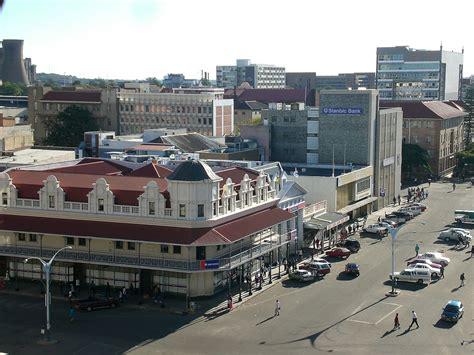 Commerce Bank Garden City Ks by Cbz Bank 8th Avenue Bulawayo Flickr Photo