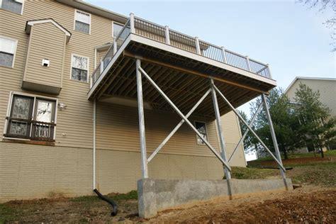High Deck   Decks & Fencing   Contractor Talk