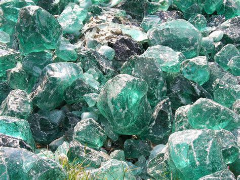 Glass Rocks green melted glass rocks 3 by fairiegoodmother on deviantart