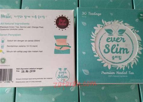 Everslim Tea everslim tea premium herbal tea agen penjualan resmi
