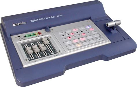 datavideo se 500 4 channel mixer switcher