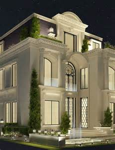 Architecture Home Design Luxury Architecture Design Qatar Doha By Ions