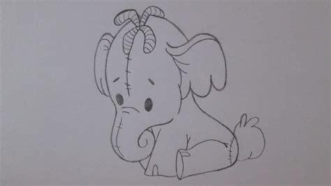 imagenes de winnie pooh solo para dibujar c 243 mo dibujar a lumpy el efelante de winnie the pooh youtube
