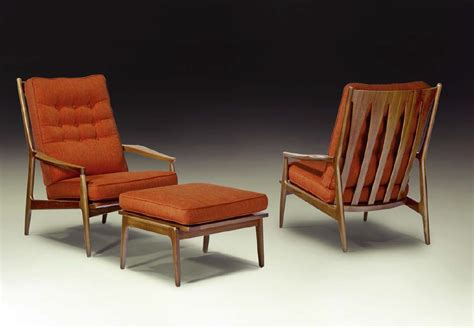 thayer coggin chair and ottoman thayer coggin archie chair and ottoman the century house