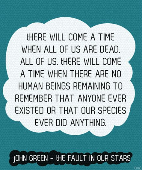 theme quotes in the fault in our stars tfios the fault in our stars pinterest john green