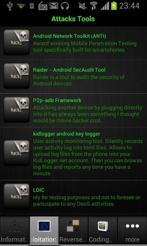 pentest apk android droid pentest xiaopan forums
