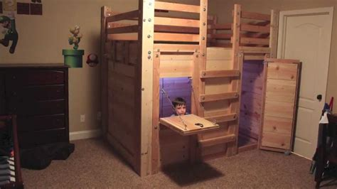 coolest bunk beds the coolest bed