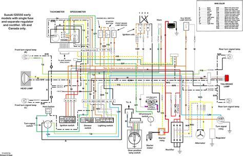 circuit connection diagram gs550e ad magazine wiring diagrams wiring diagram schemes