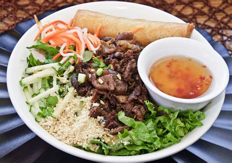 Bun Thit Nuong by Pho Pq Wix