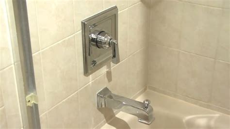 Replacing Shower Fixtures by How To Replace A Shower Faucet Monkeysee