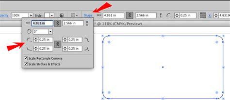 adobe illustrator cs6 rounded corners vector how to modify the corner radius on rounded