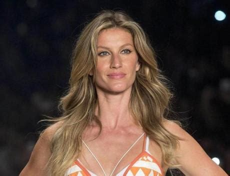 Gisele Weighs In On Debate gisele shares a message of diversity the boston globe