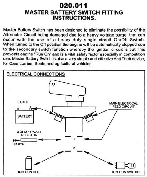 wiring   kill switch automotive electrical sensor
