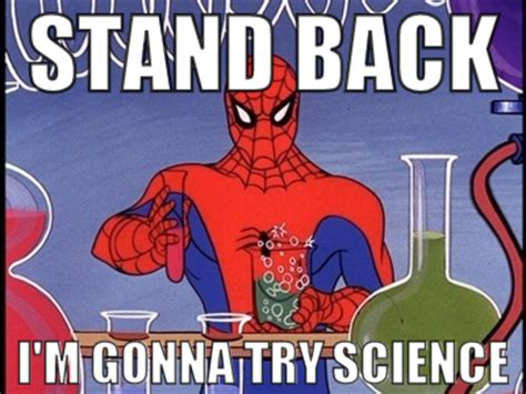 1960s Spiderman Meme - image 153570 60s spider man know your meme