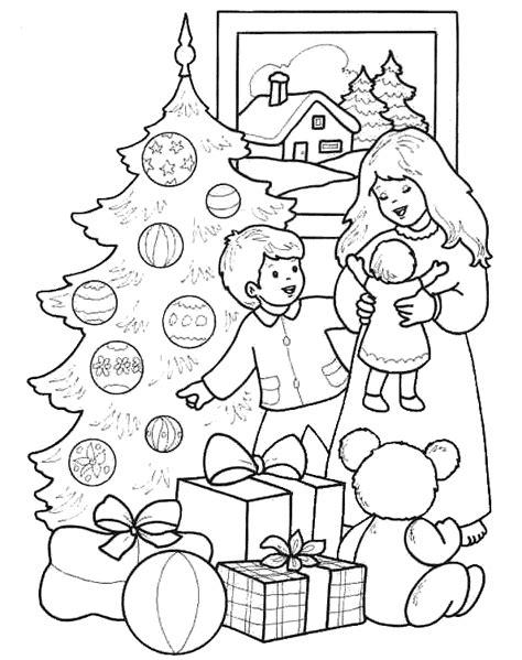 dibujos de navidad para colorear en linea gratis dibujos para colorear de la navidad e imprimir grandes y